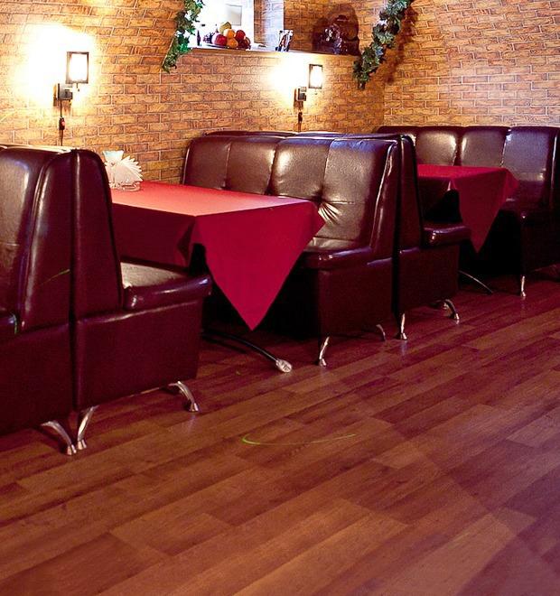 Все свои: Грузинский кафе-бар на Кадетской — Рестораны на The Village