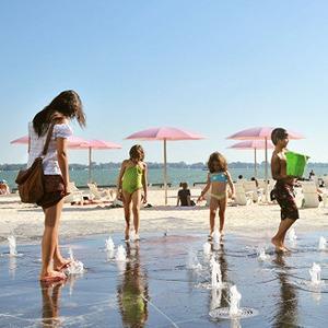 Иностранный опыт: 6 городских пляжей — Иностранный опыт на The Village