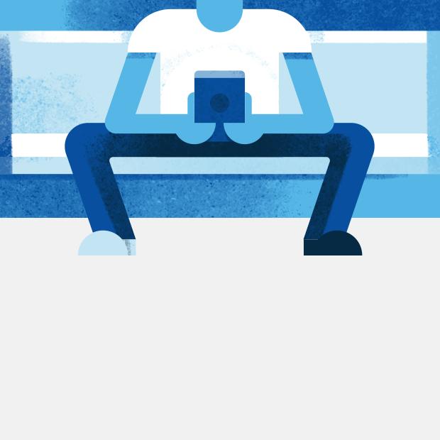 Почему мужчины в транспорте сидят с широко раздвинутыми ногами?