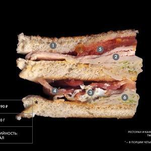 Составные части: Twins-сэндвич из «Солянки» — Составные части на The Village