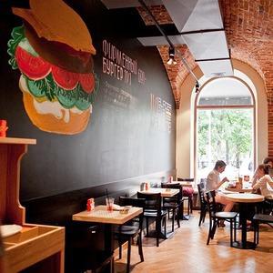 Новое место: Бургер-бар «11/1» — Новое место на The Village