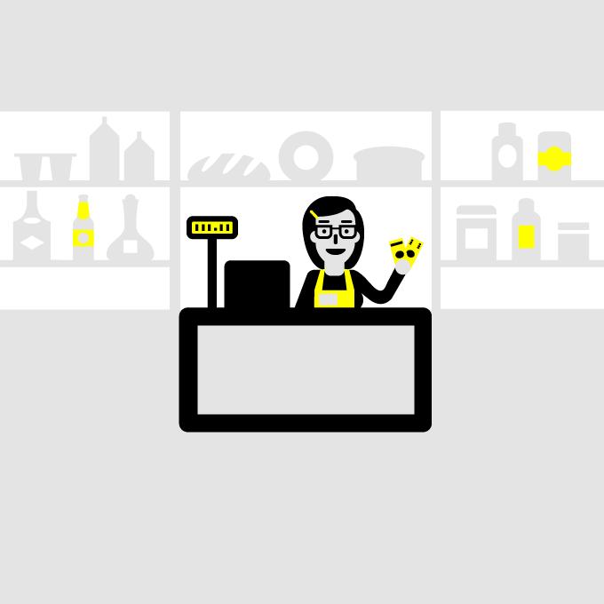Начни бизнес: Продуктовый магазин — Облако знаний на The Village