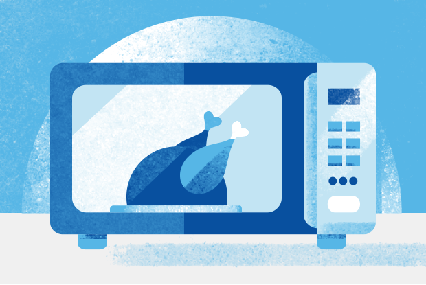 Вредна ли микроволновка? — Съесть вопрос на The Village