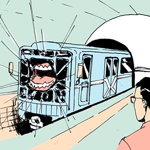 Есть вопрос: «Почему на некоторых станциях метро звучит сигнал как на вокзале?» — Есть вопрос на The Village