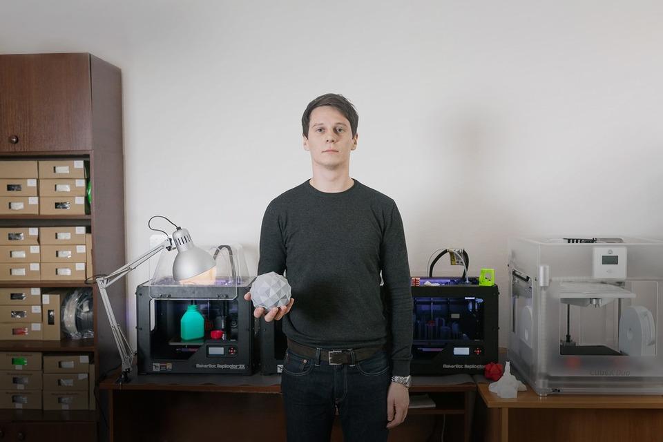 Print3DSpb: Как стать официальным поставщиком 3D-принтеров в России  — Сделал сам на The Village
