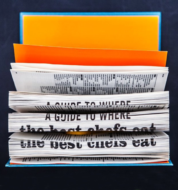 Где искать лучшие рестораны: Книги, приложения, фестивали и передачи