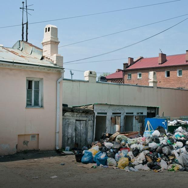 «Миллионеры» из трущоб в центре Владивостока — На месте на The Village