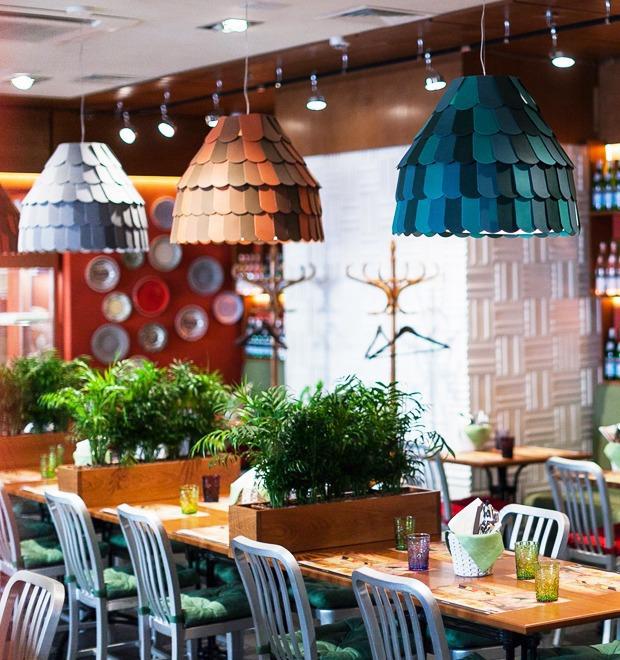 Новое место: Ресторан Italy Bottega — Новое место на The Village