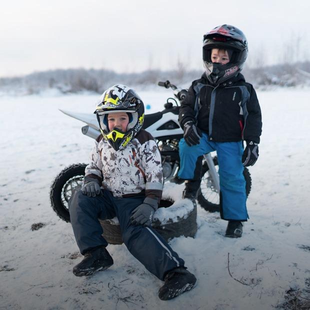Мотодетки: Маленькие мотоциклисты и их родители — о том, зачем ребёнку гонки — Личный опыт на The Village