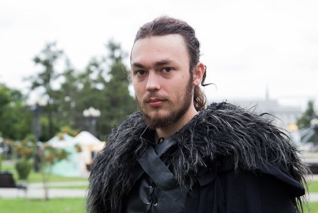 Монстры, фурри и Джон Сноу: Косплей в Иркутске