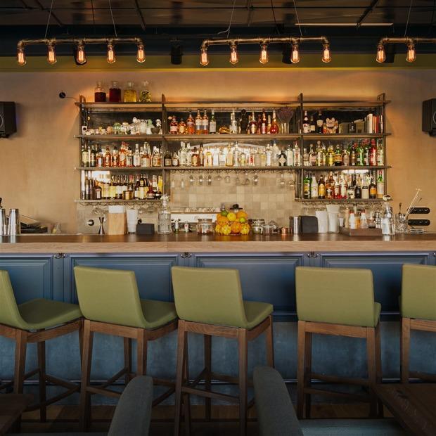 Ресторан-бар Room на Фонтанке — Новое место на The Village
