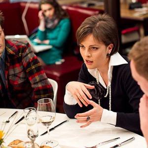 Разговоры на ужине: Дети в Москве
