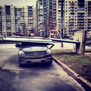 Декабрьский шторм в Петербурге в снимках Instagram — Ситуация на The Village