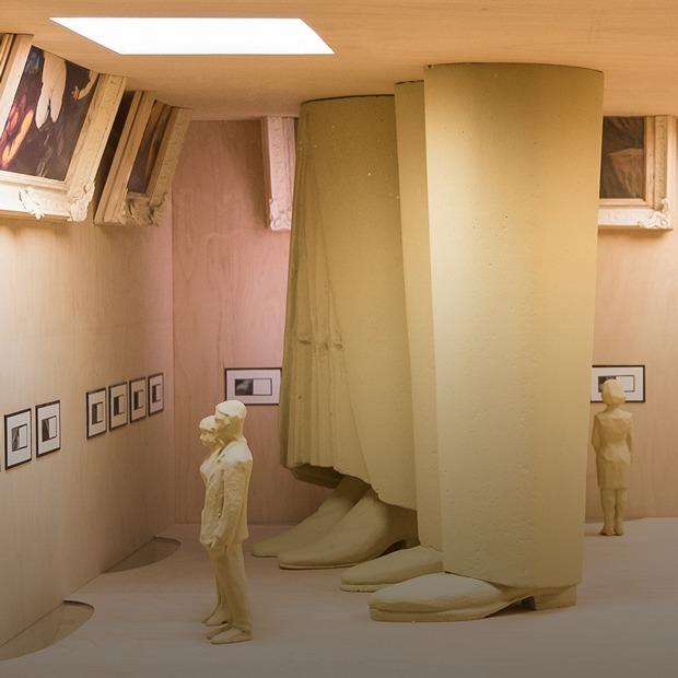 Илья Кабаков в Эрмитаже: Что нужно знать о выставке патриарха московского концептуализма