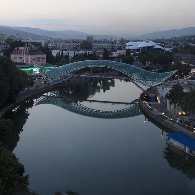 3 прогулочных маршрута по Тбилиси