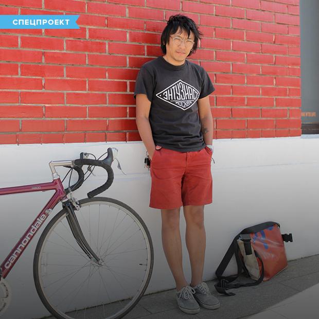 Тест: Сдали бы вы на права для велосипедистов? — Спецпроекты на The Village