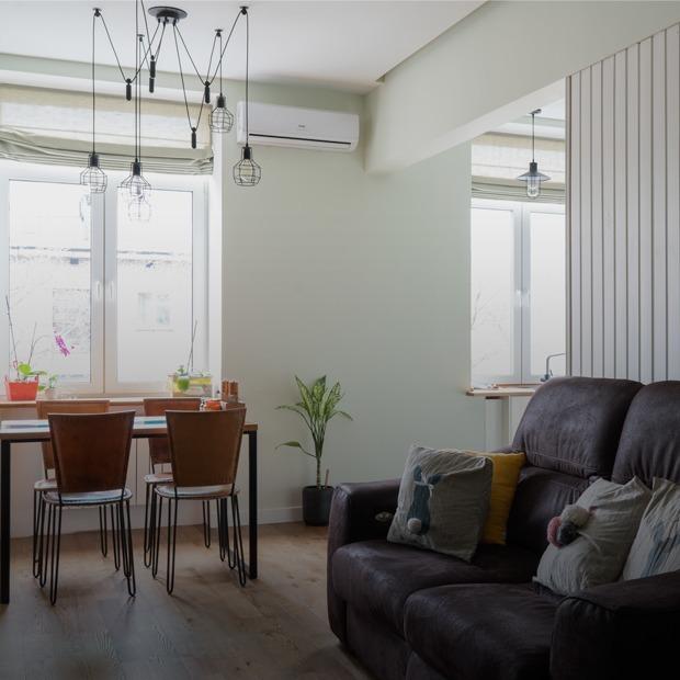 Стильная квартира в доме банковских работников на «Динамо» — Квартира недели на The Village