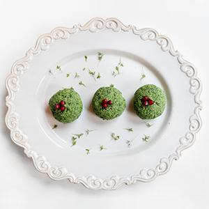 Пхали из шпината Изо Дзандзавы — Рецепты шефов на The Village