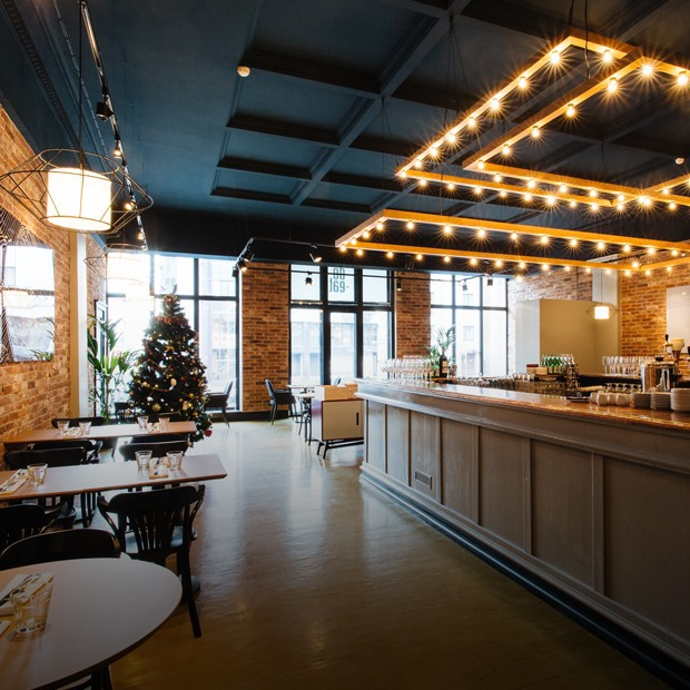 18 кафе, ресторанов и баров ноября (Петербург)