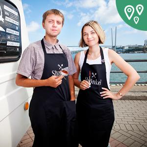 Как приготовить чёрные бургеры во Владивостоке  — Новая география на The Village