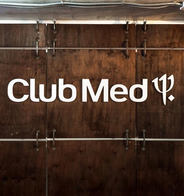 Интерьер недели (Киев): Club Med — Интерьер недели на The Village