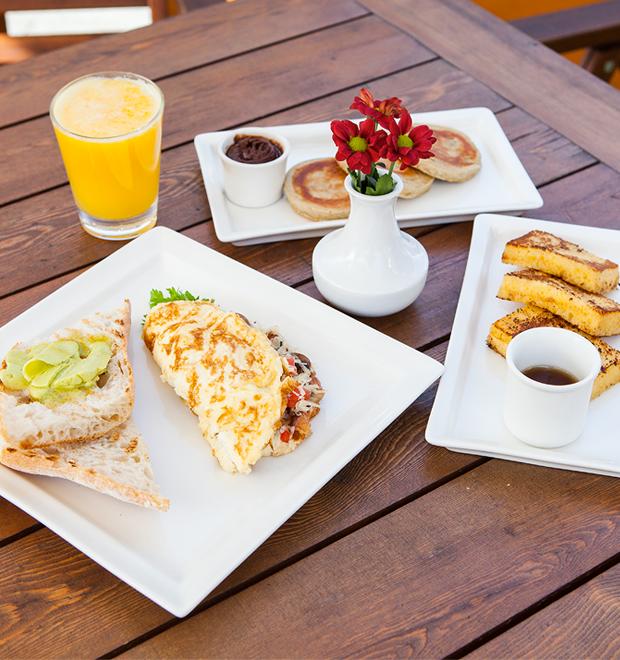 Пока ты спал: Ранние завтраки в Москве — Рестораны на The Village
