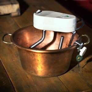Полентаматик Ивана Шишкина из Delicatessen — Оборудование шеф-поваров на The Village