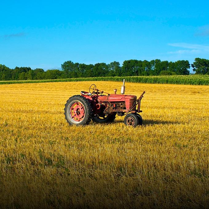 «Телематика»: Как уговорить фермеров купить навигаторы для тракторов — Сделал сам на The Village