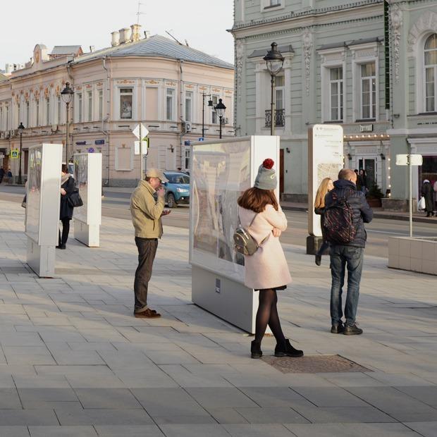Как отремонтированные улицы пережили зиму — Фоторепортаж на The Village