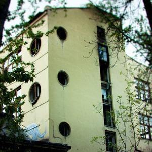 В зоне риска: Типография ЖУРГАЗа в 1-м Самотечном переулке — В городе на The Village