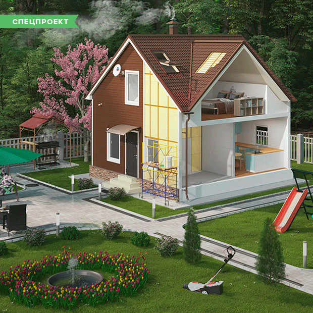 Сможешь ли ты построить дом? — Спецпроекты на The Village