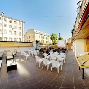 Камера, мотор: 3 кинозала под открытым небом в Петербурге — Общественные пространства на The Village
