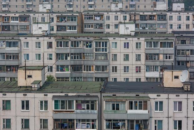 Что происходит с московскими хрущевками?