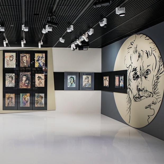 Что нужно знать об Анатолии Звереве — русском художнике, опередившем Джексона Поллока — Искусство на The Village