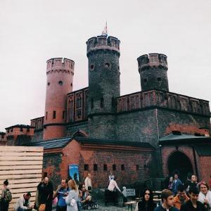 Московские фуди на первом фестивале Street Food Weekend  в Калининграде — Фоторепортаж на The Village