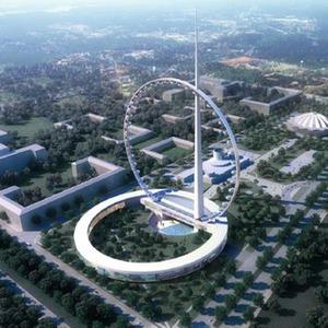 В Москве хотят построить самое высокое в мире колесо обозрения — Ситуация на The Village