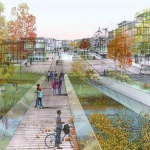 В Сколково будет только съемное жилье и инфраструктура для пешеходов — Ситуация на The Village
