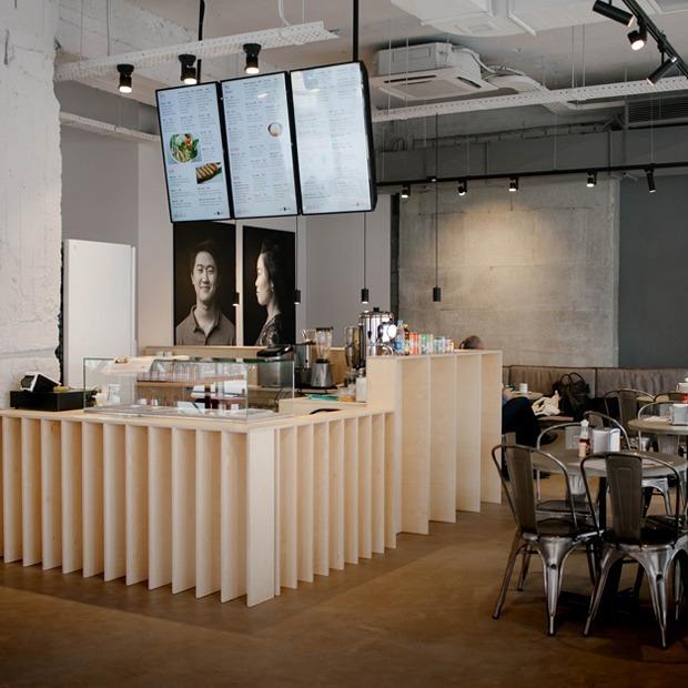 Вьетнамское стрит-фуд кафе «Бань Ми» на Малышева–Вайнера — Место на The Village