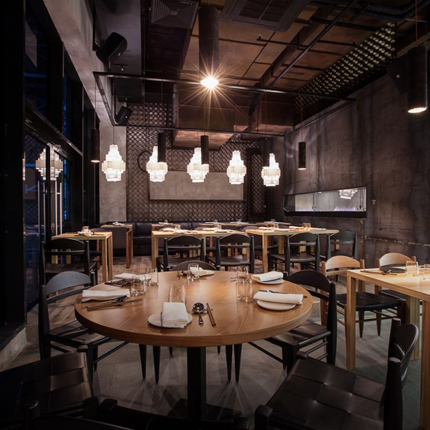 Ресторан Madame Wong — Новое место на The Village