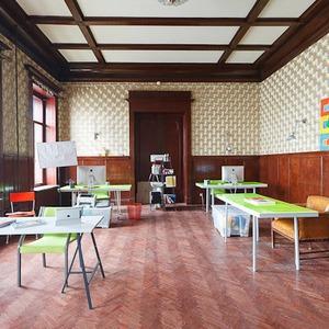 Офис недели (Петербург): Go Designer — Интерьер недели на The Village