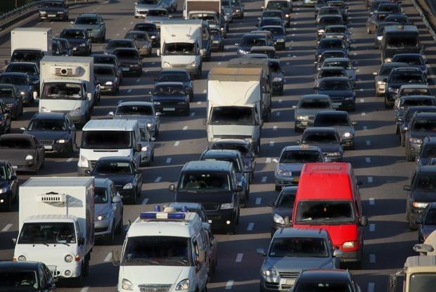 Нужен ли в Москве личный автомобиль? — Личные финансы на The Village