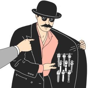 Есть вопрос: «Сколько стоят часы Сергея Собянина?» — Есть вопрос на The Village