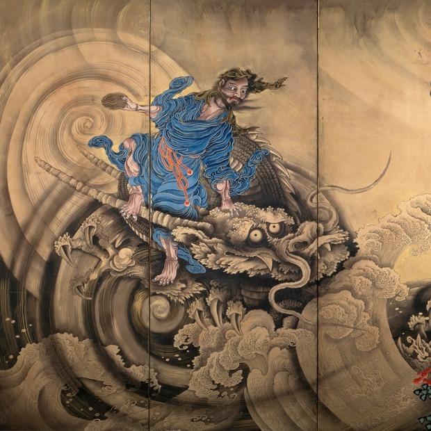 Японское искусство в Пушкинском: Герои эпохи Эдо — Гид The Village на The Village