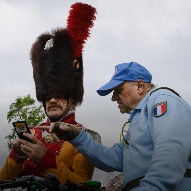 Исторический фестиваль: Как выбирали реконструкторов для праздника на Тверской — Фоторепортаж на The Village