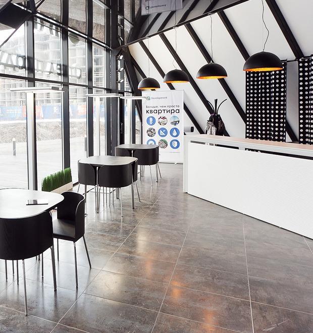 Офис недели (Петербург): O2 Development