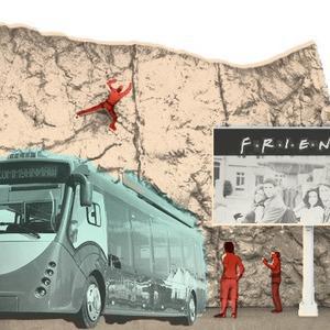 Итоги недели: скалолазный центр, бесконтактные троллейбусы и новая сеть хостелов «Друзья» — Город на The Village
