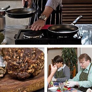 Время есть: Репортаж с кулинарного мастер-класса в школе Osteria Montiroli — Кухня на The Village