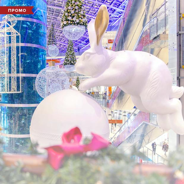 Новогодние елки, каток, детские спектакли и другие развлечения — New Year на The Village