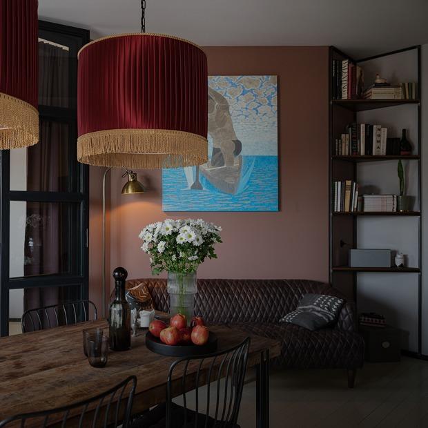 Квартира в ленинградском стиле, в которой живет преподаватель СПбГУ (Петербург)  — Квартира недели на The Village
