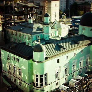 В зоне риска: Соборная мечеть в Выползовом переулке
